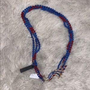 J. Crew beaded necklace